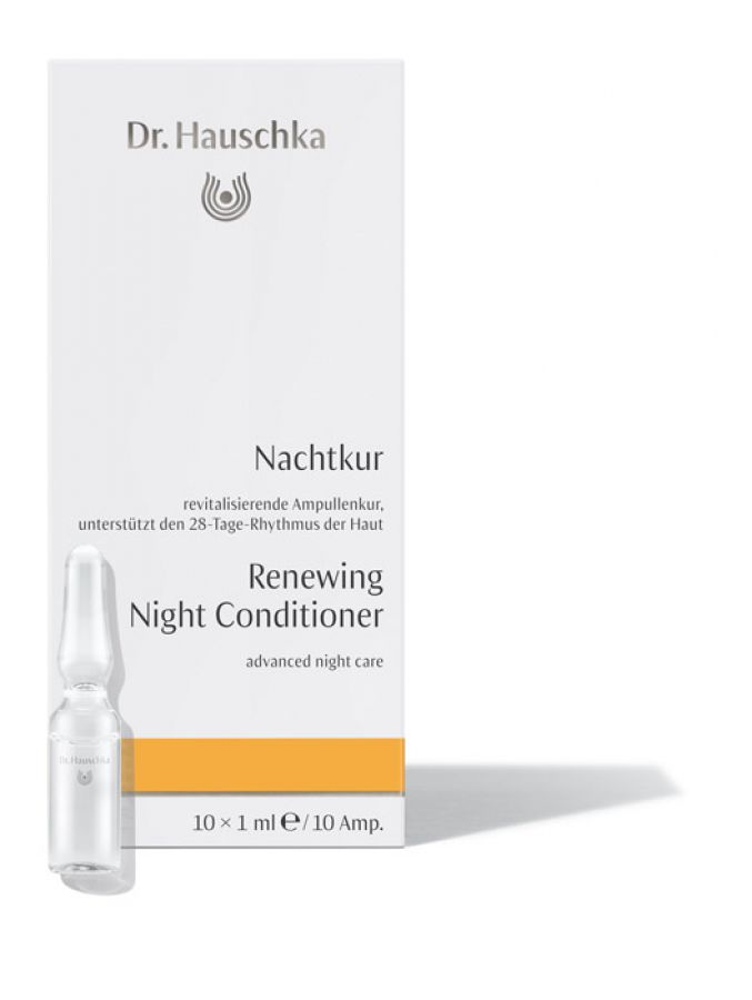 Renewing Night Conditioner - 10 ampoules