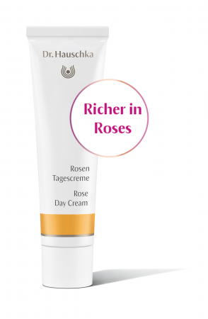 Rose Day Cream - Richer in Roses 30ml